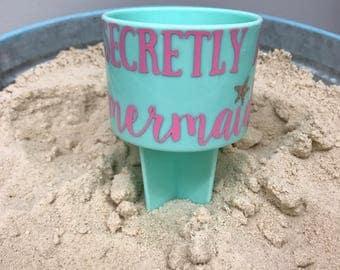 Secretly A Mermaid Beach Spiker