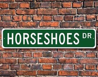 how to play horseshoe game