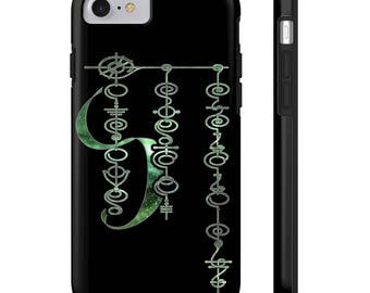 Die Slowly Vulcan Case Mate Tough Phone Cases