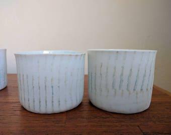 Ceramic Candle Votives