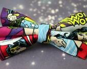 Wonder Woofer Bow Tie