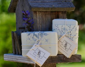 FIVE SOAP BARS - Pick Any Three Soap Bar Varieties, 5 For 42.50 Dollars