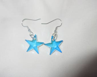 Swarvorskie Crystal Star Earrings