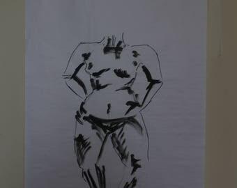 Life Drawing#5