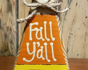Fall Y'all Candy corn