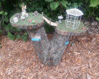 Magical Fairy Tree House