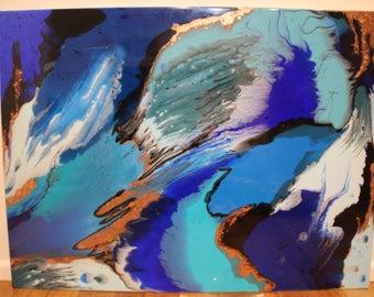 Original Resin Artwork