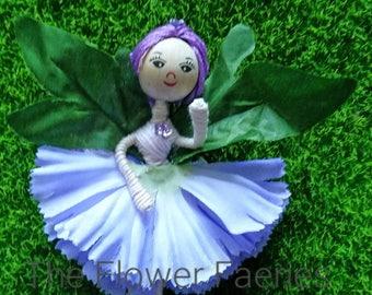 Flower fairy - gorgeous purple