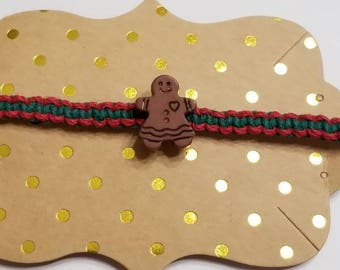 Gingerbread man - christmas