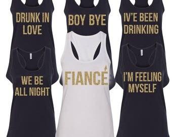 Feyonce shirt, Drunk in love shirts, bridesmaid shirts, beyonce shirt, bachelorette party shirts, bridesmaid gifts