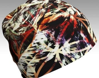 "Limited Edition ""Mantle"" Sacred Geometry Beanie"