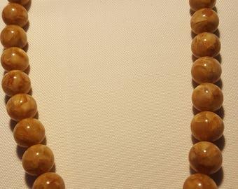Amber necklace amber butterscotch
