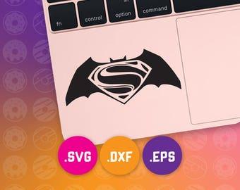 batman dxf, batman eps, superman svg, superman dxf, superman cricut, batman svg, batman cut file, batman cameo, marvel cut file