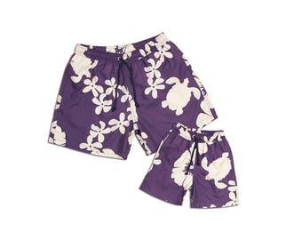Swim shorts 'Style' Partnerlook father son set price!
