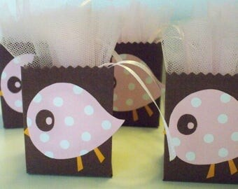 Christening Party Favors Chicks