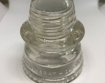 Hemingray 14 Glass Insulator