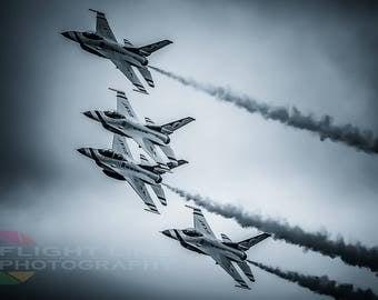 USAF Thunderbirds Demonstration Team