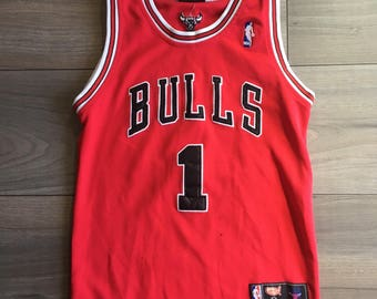"""Hoops classic Chicago Bulls """"Rose"""" Jersey"""