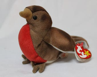 Ty Beanie Baby Early the Bird