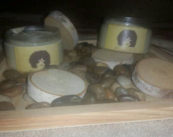 all natrual sugar scrubs and whipped shea butter