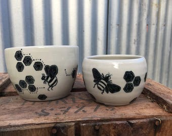 Bee and Bowl Set