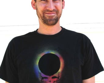 Men's Eclipse-Your-Face Tee