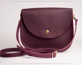 Bag vinous Saddle (free shipping)