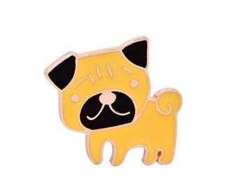 Pug tack pin
