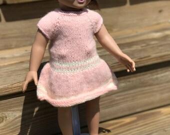 American Girl Knit Dress