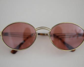 90's Oval Sunglasses