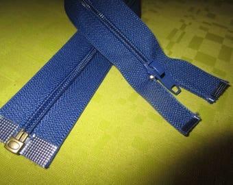 clasp separable hard blue nylon