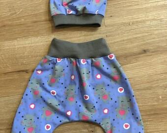 Jersey Mitwachsen trousers pants