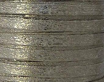 20 cm Strip double flexible 5mm silver color