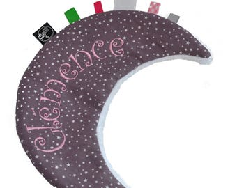 Doudou labels Moon Star chic and elegant fig