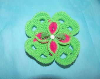 the lilypad crochet