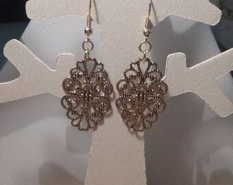 Earrings - Oriental