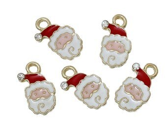 1 Santa Claus charm within 15 days