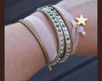 """little star"" women bracelet"