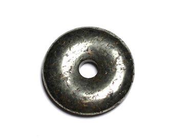 25mm 4558550026422 pyrite Donut pendant