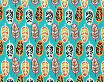 Fabric patchwork feather camelot fabrics
