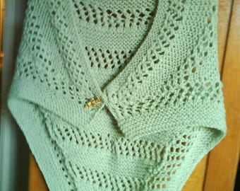 laine cache_ shoulder Green