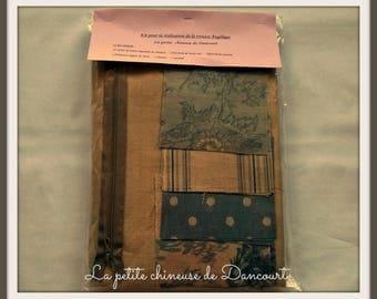 Kit sewing kit blue angelic