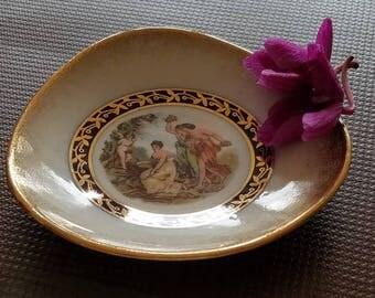 Small Vintage Trinkets Dish