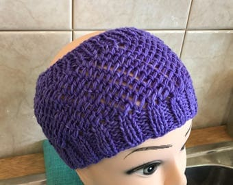 Knitted  Hair Band