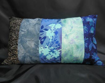 "Cushion collection ""Indian summer"", rectangle, 5 bands (C250)"