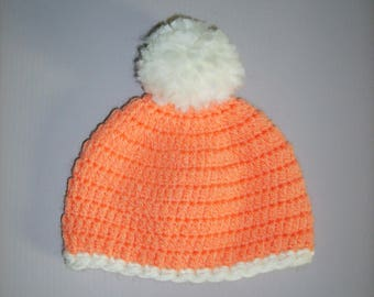 Hat for baby 0/3 months