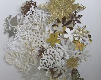 Assorted Christmas embellishments