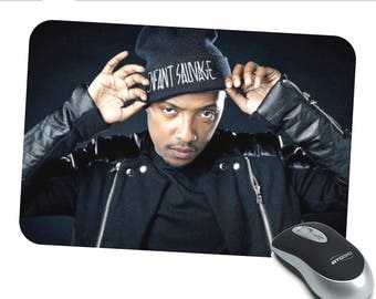 Soprano personalized mouse pad