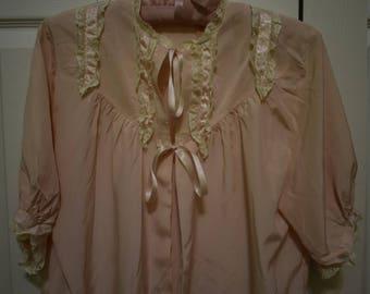 Vintage Bed Jacket