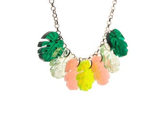 Necklace - Tropical Dream - Color